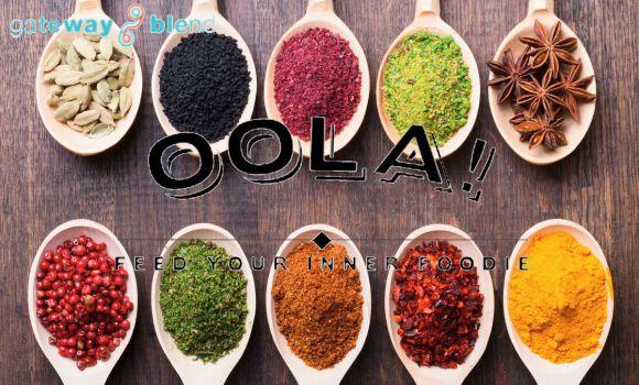 Oola Original Copy; Gateway Blend,LLC